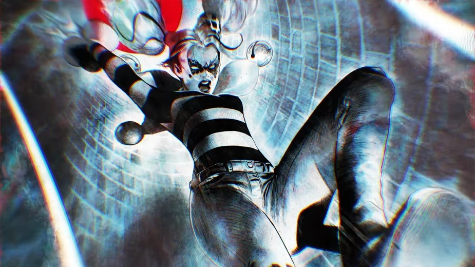 "Trailer za novi DC-ijev strip serijal ""Harley Quinn: Breaking Glass"" strip blog"