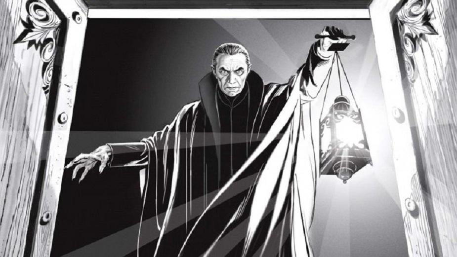 Bela Lugoši će ponovo biti Drakula u novom stripu strip blog