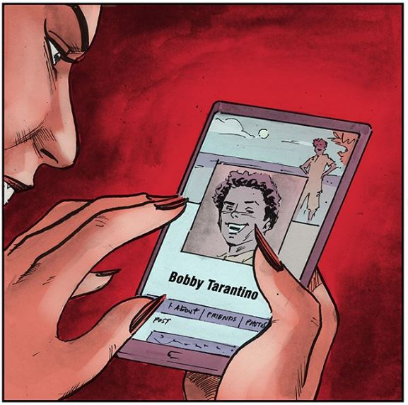 fejsbuk proricanje stripblog