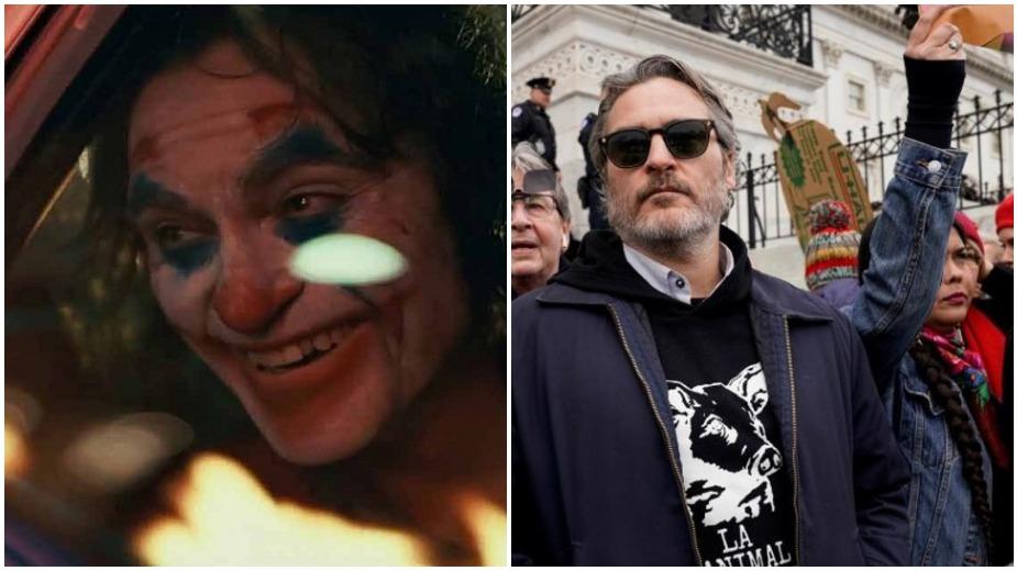 Ne izlazi iz uloge Džokera - Joaquin Phoenix uhapšen na protestu strip blog