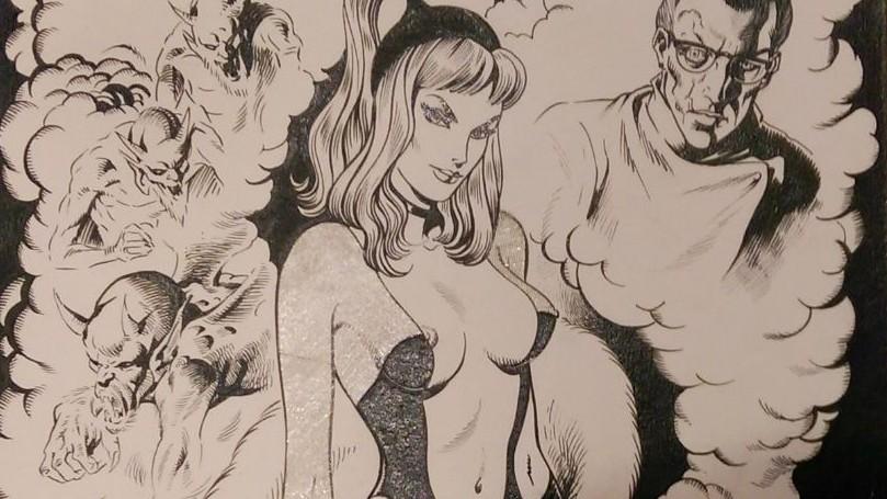 satanik stripblog