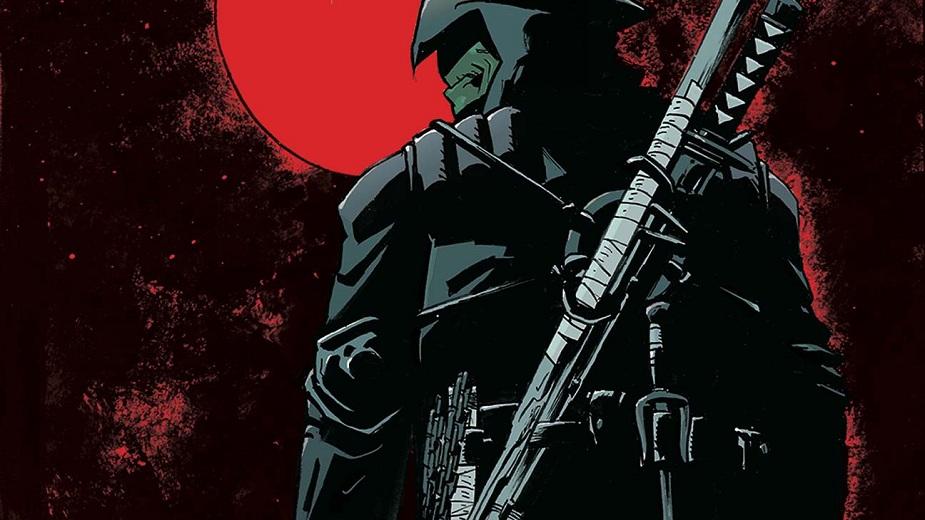 """""""The Last Ronin"""" - Kreatori Nindža Kornjača se vraćaju u novom stripu! Strip Blog"""