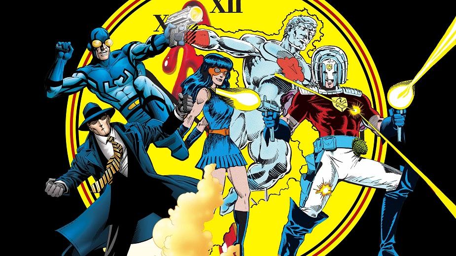 Koji strip junaci su bili inspiracija Alanu Muru kada je stvarao Nadzirače Strip Blog