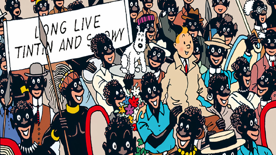 Rasizam u Belgijskim stripovima Strip Blog