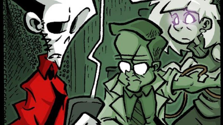 "Nemrtvi Ed epizoda #106: ""Teorija"" Strip Blog"