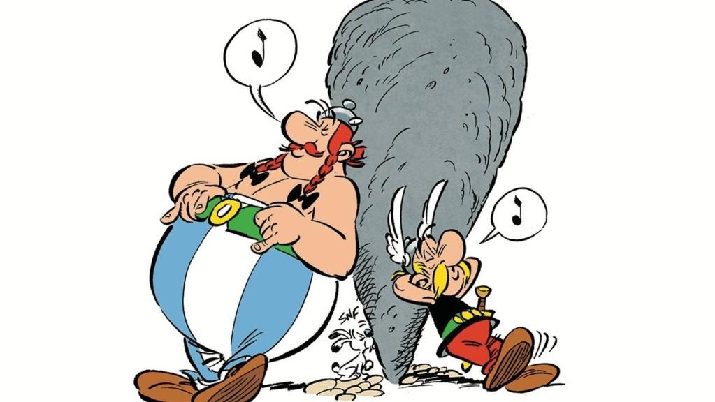 serijalu asteriks stripblog