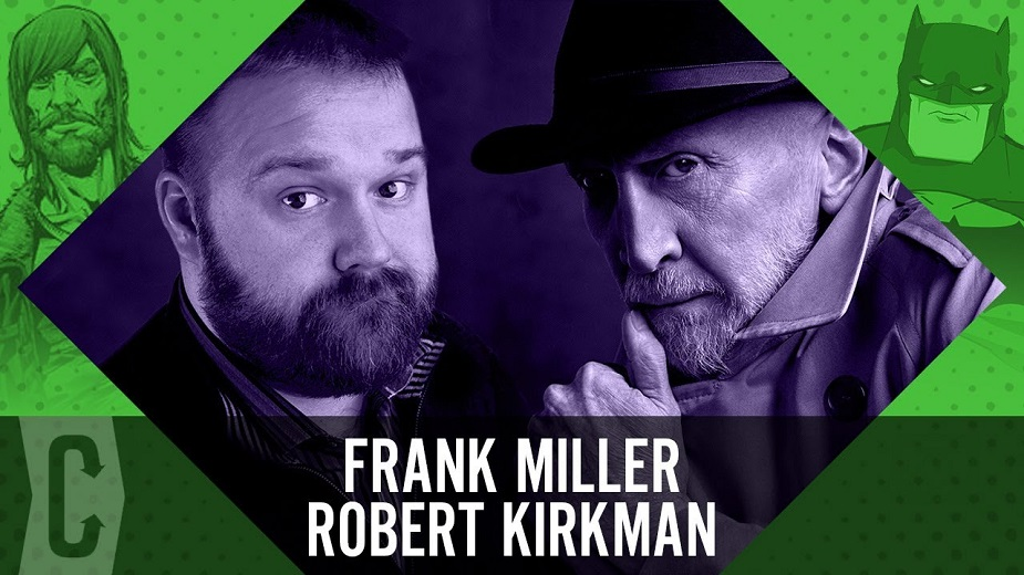 Razgovor Roberta Kirkmana i Frenka Milera (VIDEO)