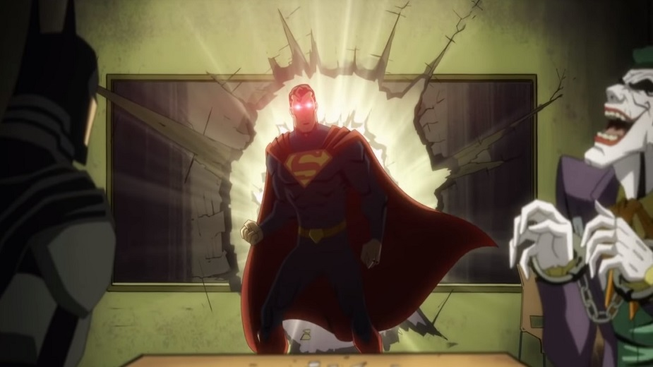 Injustice trejler - Kad Supermen postane tiranin (VIDEO)