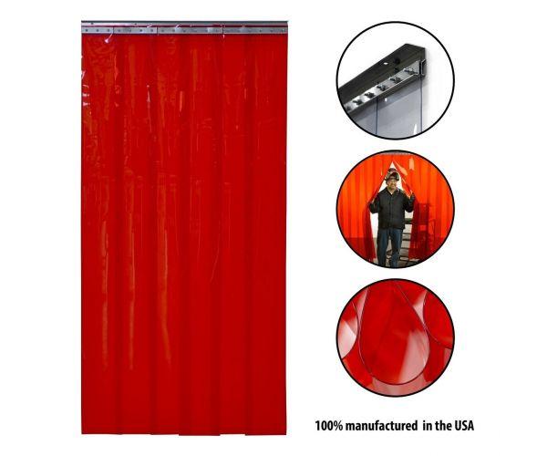 strip curtains strip curtain door kits