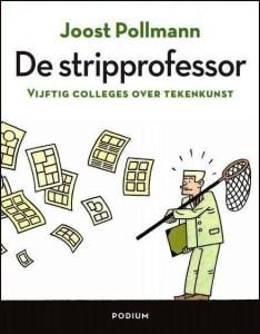 Cover van De Stripprofessor.