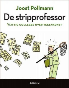 Cover van De Stripprofessor.