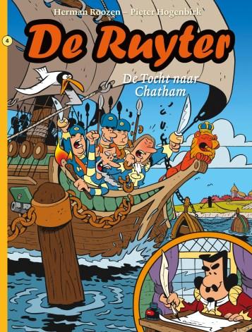 Cover van De Ruyter