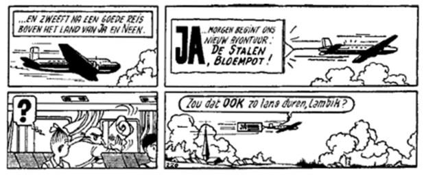 Suske en Wiske Stierentemmer JA