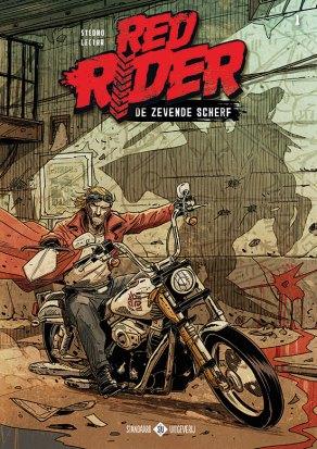 Cover van Red Rider