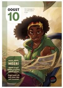 Summerschool Beeldverhaal bij ArtEZ Comic Design Zwolle