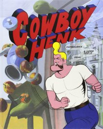 Cowboy Henk van Kamagurka en Herr Seele
