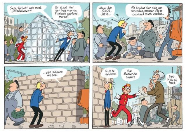 Robbedoes door Hanco Kolk