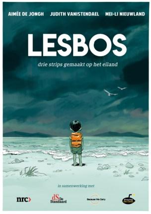 Stripjournalistiek op Lesbos
