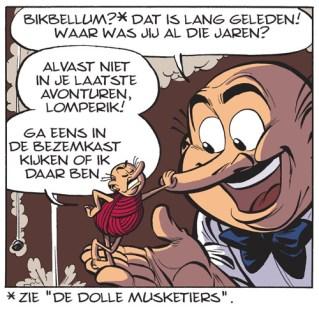 Suske en Wiske door Gerben Valkema, Bikbellum
