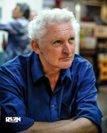 Joost Pollmann, winnaar van de P. Hans Frankfurtherprijs