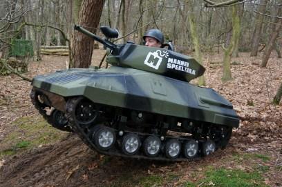 Tank van De Generaal