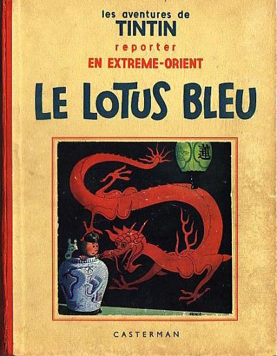 Definitieve versie van De Blauwe Lotus