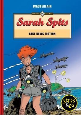 Arcadia Archief 56 Sarah Spits Fake news fiction 1