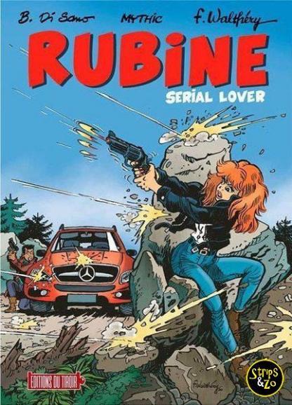 Rubine 14 – Serial Lover