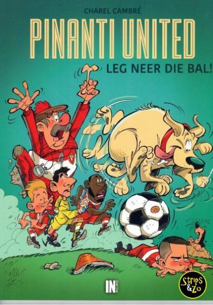 Pinanti United 2 leg neer die bal