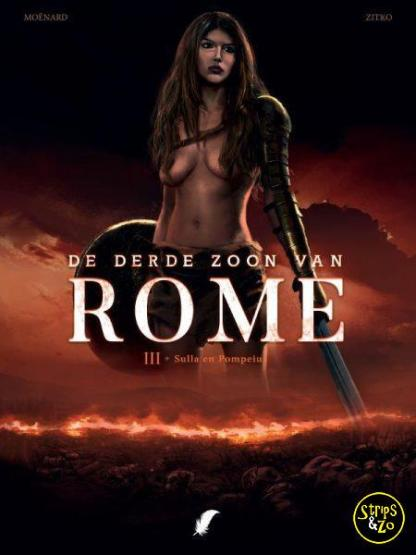 De derde zoon van Rome 3 Sylla en Pompeius