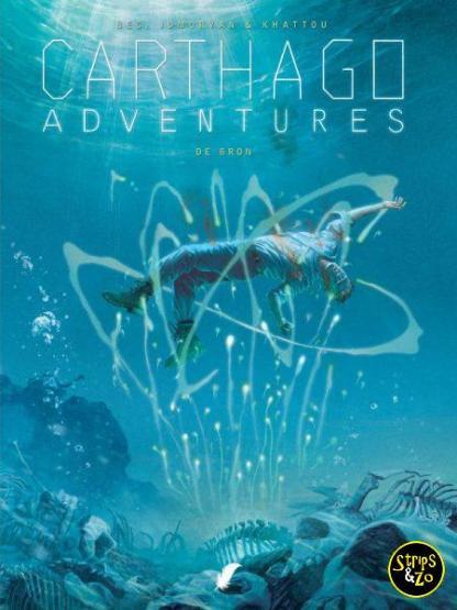 Carthago Adventures 6 De bron