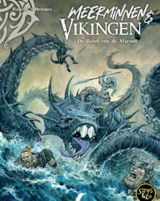 Meerminnen Vikingen 1 De Gesel van de Afgrond