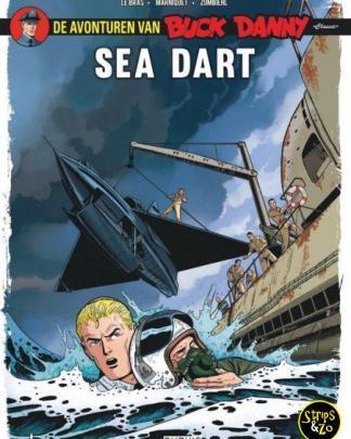 Buck Danny Classic 7 Sea Dart
