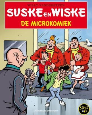 Suske en Wiske - in het kort 12 - De microkomiek