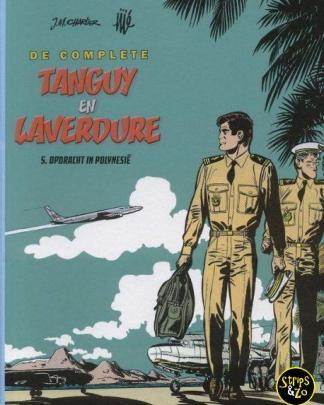 Complete Tanguy en Laverdure 5 – Opdracht in Polynesie
