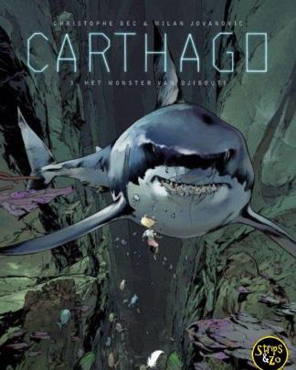 Carthago 3 - Het Monster van Djibouti