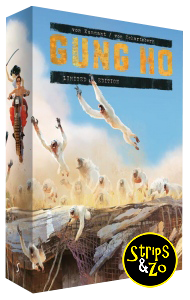 gung ho limited edition box set