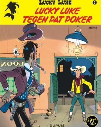 Lucky Luke 5 Lucky Luke tegen Pat Poker