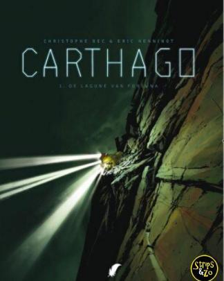 Carthago 1 - De Lagune van Fortuna