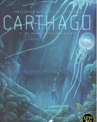 Carthago 4 - De monolieten van Koubé