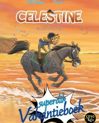 celestine ende paarden vakantieboek