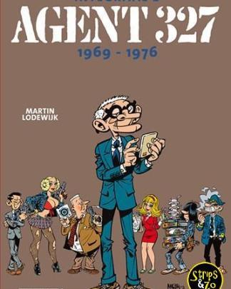 Agent 327 - Integraal 2 - 1969 - 1976