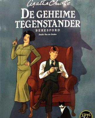 Agatha Christie SC - Beresford - De geheime tegenstander