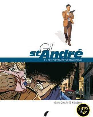 Gil St Andre 1 Een vreemde verdwijning