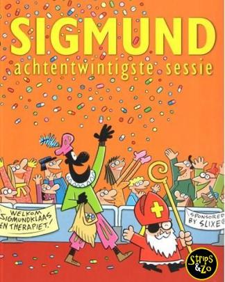 Sigmund 28 - Achtentwintigste sessie