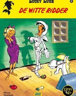 Lucky Luke - Relook 42 - De witte ridder