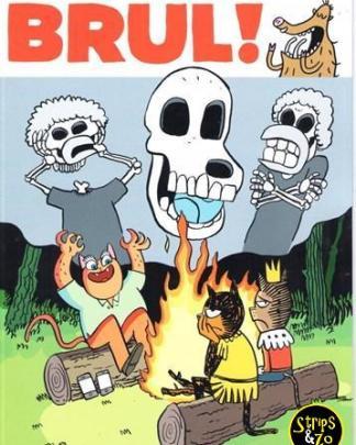 Brul! 1 - Voorjaar 2019