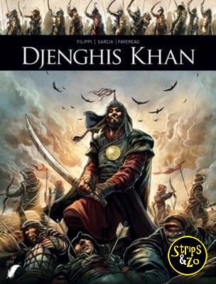 Zij schreven geschiedenis 4 - Djenghis Khan