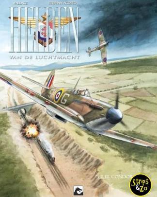 Helden van de luchtmacht SC 2 - El condor pasa