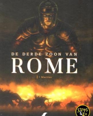 De derde zoon van Rome 1 - Martius